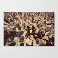 Little Somethings Canvas Print