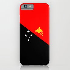 Papua New Guinea country flag Slim Case iPhone 6s