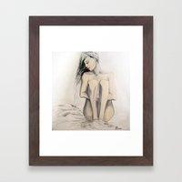 MeriX Framed Art Print