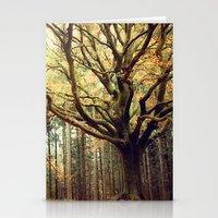 Hêtre de Ponthus 02 - Legendary Trees of Brocéliande Stationery Cards