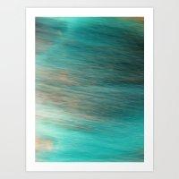 Fantasy Ocean °1 Art Print