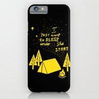 I Just Want To Sleep Und… iPhone 6 Slim Case