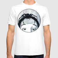 It Keeps Climbing Out Th… Mens Fitted Tee White SMALL