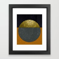 Abstract #111 Framed Art Print