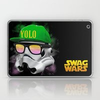 Stormtrooper Swag Laptop & iPad Skin