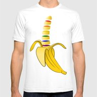 T-shirt featuring Gay Pride Banana  by Mailboxdisco