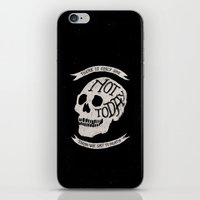 Not Today iPhone & iPod Skin