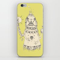 High Mr Meatbell iPhone & iPod Skin