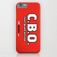 CHEIF BEARD OFFICER  iPhone 6 Slim Case