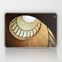 Spiral Staircase Laptop & iPad Skin