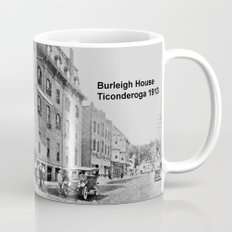 Burleigh House, Ticonderoga 1913 Mug