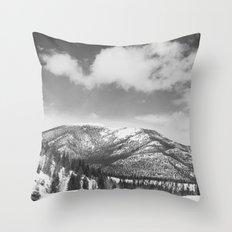 Mountain/Colorado Throw Pillow