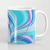 Re-Created  Hurricane 5 by Robert S. Lee Mug