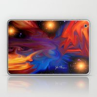 Tri-Star Nebula Laptop & iPad Skin