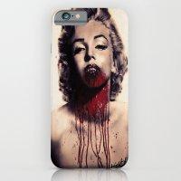 Vampire Marilyn Monroe iPhone 6 Slim Case
