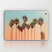 Glitch beach Laptop & iPad Skin