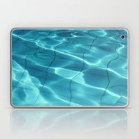Water / Swimming Pool (Water Abstract) Laptop & iPad Skin
