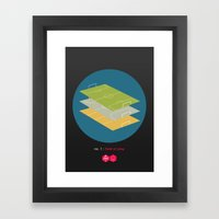 Law No.1: Field of Play Framed Art Print