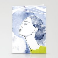 Seacret 1 Stationery Cards