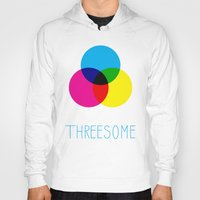 Threesome Hoody