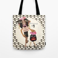 Ms. Rotten Soul  Tote Bag