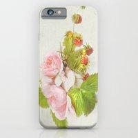 roses & berries N°3 iPhone 6 Slim Case