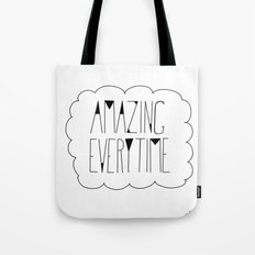 (be) Amazing everytime Tote Bag