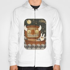 Where the wild things are fan art Hoody