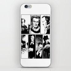 Cushing Horrors iPhone & iPod Skin