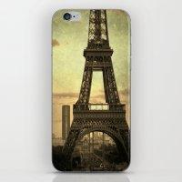 Mon Paris - La Tour Eiffel iPhone & iPod Skin
