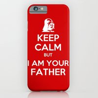 keep calm iPhone & iPod Cases featuring Keep Calm by ubertwigg