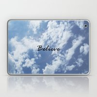 Believe Laptop & iPad Skin
