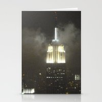 Gotham City Stationery Cards