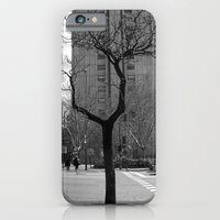 iPhone & iPod Case featuring Tree in Madrid by OSCAR GBP