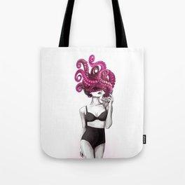Tote Bag - ocean - Laura Graves