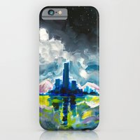 iPhone & iPod Case featuring Majestic Midnight  by Morgan Ralston
