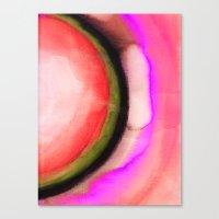 Circle 2 Canvas Print