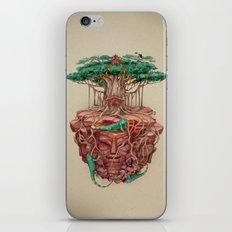 tree land iPhone & iPod Skin