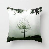 Dream Sequence Throw Pillow