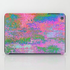 08-12-13 (Building Pink Glitch) iPad Case