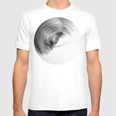 ArcFace  -  Dalì Mens Fitted Tee SMALL White
