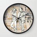 Take a break fall in love (nr.2) Wall Clock