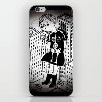 Le Cose Che Non Dico iPhone & iPod Skin