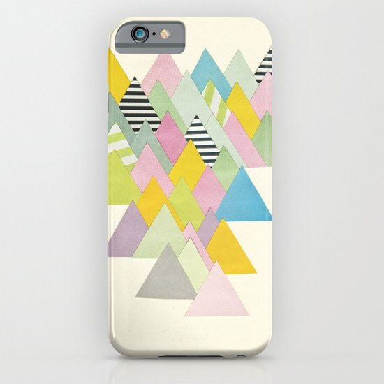 French Alps iPhone & iPod Case