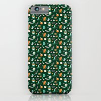 iPhone & iPod Case featuring intergalactic love bold by Nat Joan