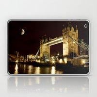 Tower Bridge, London, England Laptop & iPad Skin