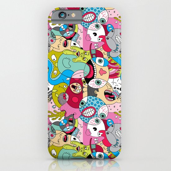 Seamless, Endless iPhone & iPod Case