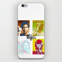 The Rebels iPhone & iPod Skin