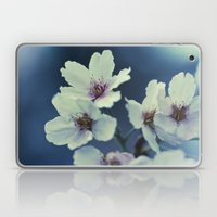 Blossoming - Beautiful Spring Blooms Laptop & iPad Skin