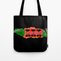 MONSTERDAM Tote Bag